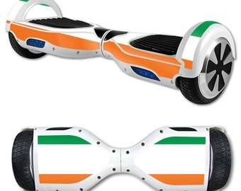 Skin Decal Wrap for Self Balancing Scooter Hoverboard unicycle Irish Flag