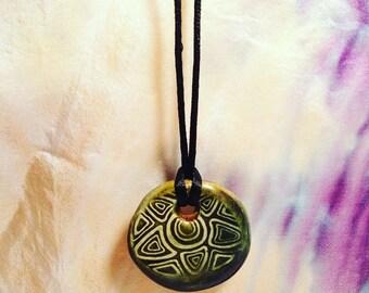 Siochain Irish Peace Necklace