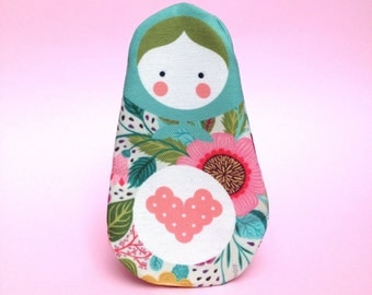 Russian doll Spring - case - (16x10cm)