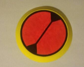 MegaMan.EXE Full Size Chest/Helmet Emblem