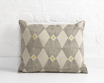 Block printed Cushion - Avaliable at THE NEW CRAFTSMAN