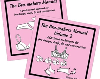 The Bra-makers manual on CD - Package