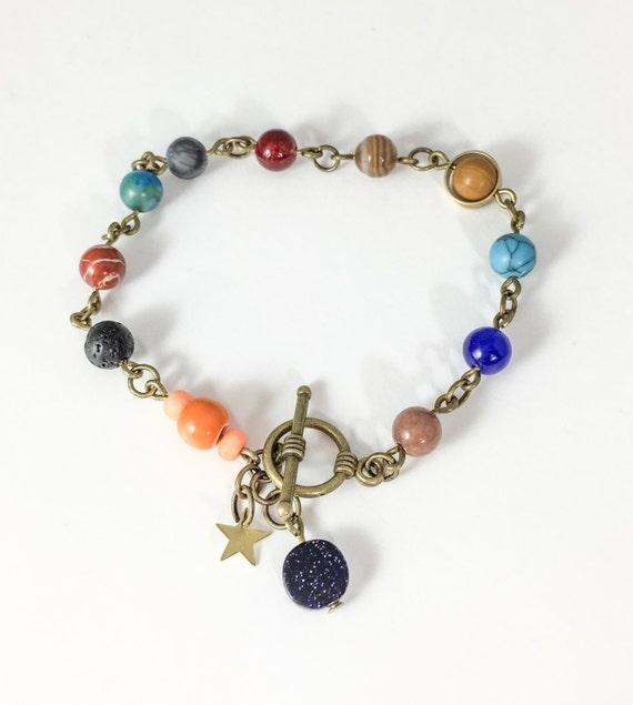 solar system bracelet - photo #45