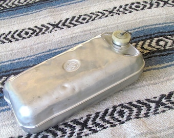 Vintage Boy Scouts of America water canteen-camping