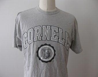 Items similar to cornell university autumn scene for Ithaca t shirt printing
