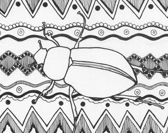 Bug Print #1