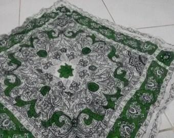 Free Shipping Anna Sui Handkerchiefs Code 34 90s 80s