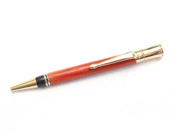 Executive 24kt Gold Twist Pen #750