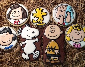 Charlie Brown Cookies