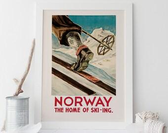 Norway Travel Etsy