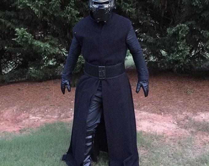 Star Wars KYLO REN inspired Mid Coat