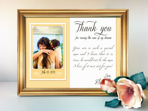 Wedding Gift Bags For Parents : Parents Wedding Gift-Parents Thank You gift Wedding, Gift for Parents ...