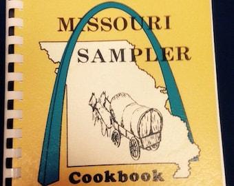 Missouri Sampler Cookbook