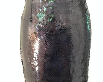 1980's Sequin Mini Skirt