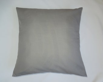 Light Gray Pillow Sham