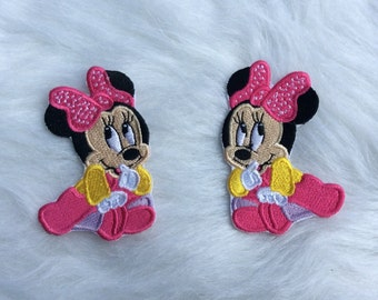 Baby Mouse Appliqué/ Baby Mouse Patch