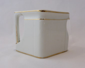 The Cube teapot by Wedgewood