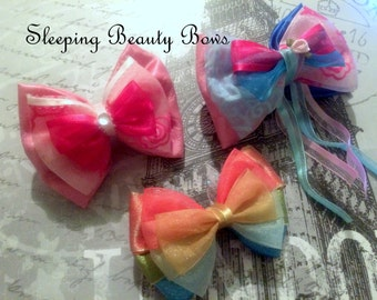 Sleeping Beauty Bows