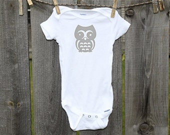 Owl Onesies®, Owl Baby Shower, Owl outfit