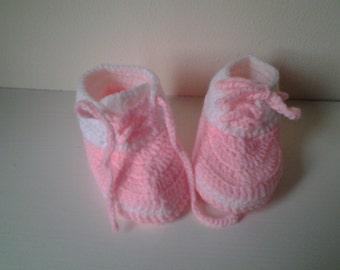 Baby girl booties, Crochet girl boots, baby boots, girl hi top boots, Crochet girl hi top boots, baby girl booties,girl booties 0-6 months