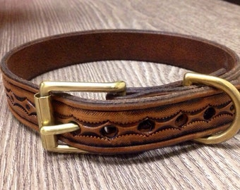 Custom - Handmade Dog Collar