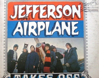 "Jefferson Airplane ""Take Off"""