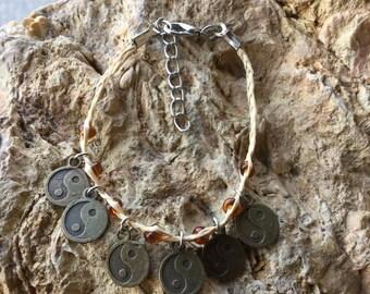 lucky grass bracelets