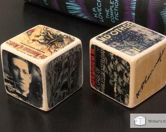 Writer's Block: H.P. Lovecraft