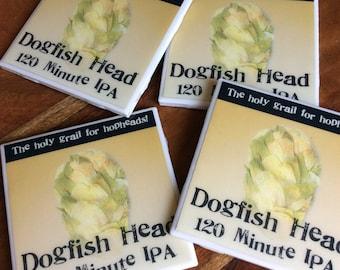 Dogfish Head 120 Minute IPA Beer Coasters