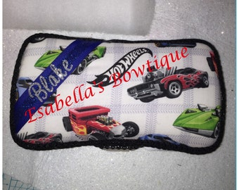 Hot wheels travel wipe case;wipe cases;custom wipe cases;baby accessories
