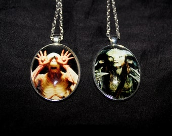 Pan's Labyrinth Pendant