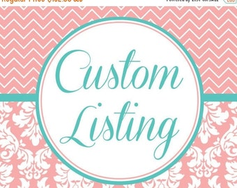 August Sale Custom List To Pay The Difference of LB044