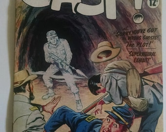 Gasp! #3 F/VF 1967 ACG comic