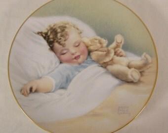 Gutmann's Fine Porcelain 8-Piece Plate Set - Bundles of Joy