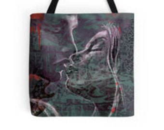The Lovers - Tote Bag