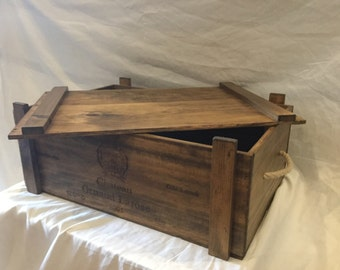 Wine storage chest