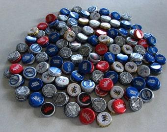 Various Beer Bottle Caps Dented – Unit of 200