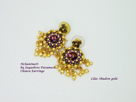 Chiara Earrings Kit with ear studs