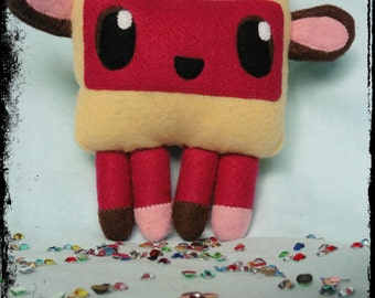 Little Sheep Monster Plushie