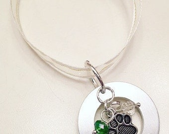 Doggy ID Suspended Dangle Ornament (Benefitting The Seeing Eye)