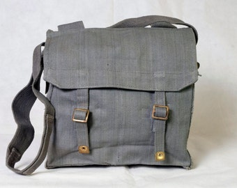 Army M37 Small Messenger Bag – Grey