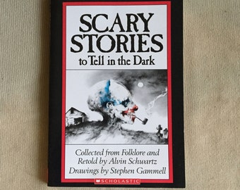 Scary Stories to Tell In The Dark Paperback