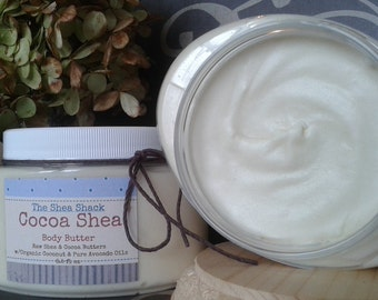 Cocoa Shea Body Butter (Vegan)