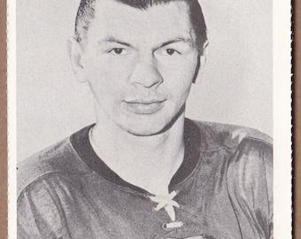 Stan Mikita 1965/ '66 Coca-Cola Hockey Card - Chicago Black Hawks