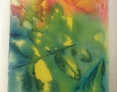 Greeting Card, Abstract P...