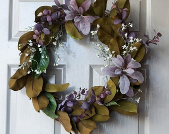 Fall, Early Spring Wreath