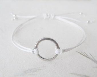 Karma bracelet, infinity bracelet