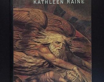 William Blake, by Kathleen Raine, Illustrated, 1970, Paperback, 1st Ed.