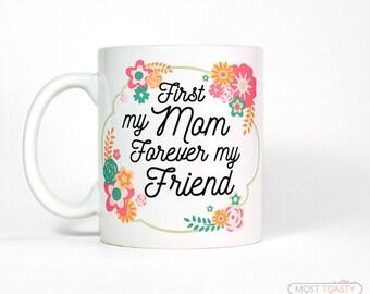 Mom Birthday Gift for Mom Mug