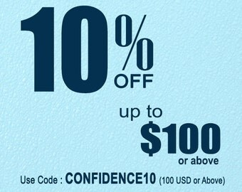 SALE-10% OFF upto 100 USD or Above